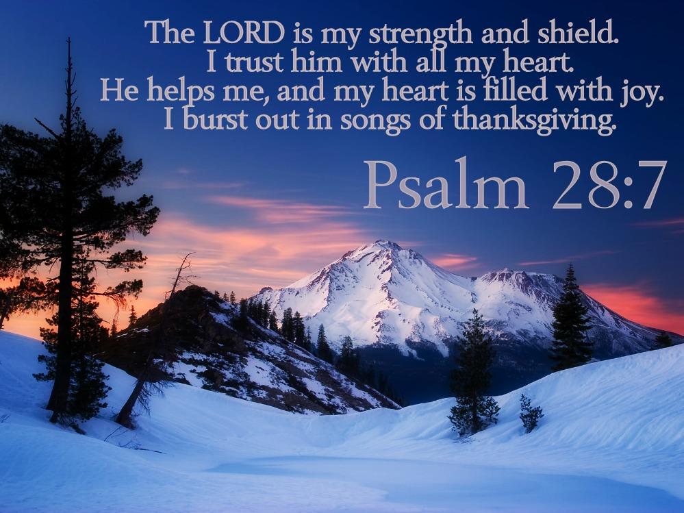 Prayer Guide for February 24, 2020