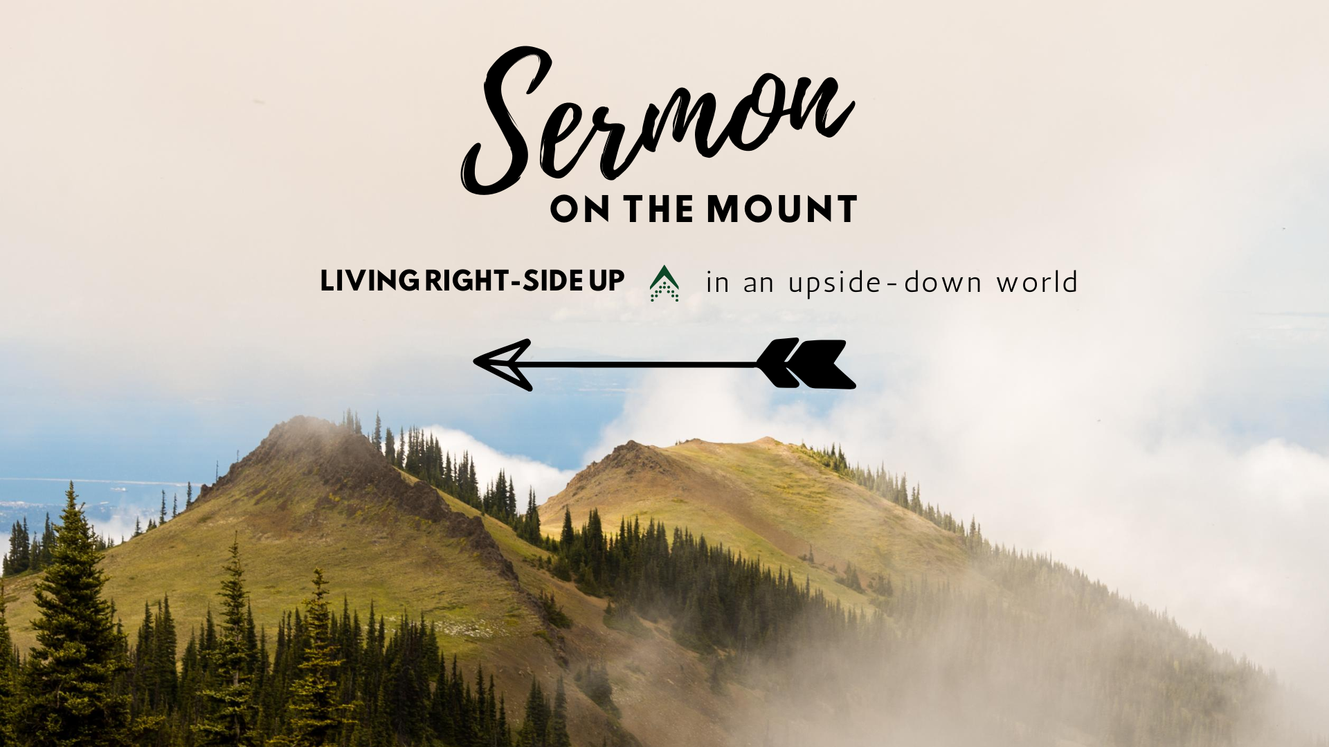 Sermon on The Mount – The Center: Do Not Worry – Stew Sheckler – November 1, 2020