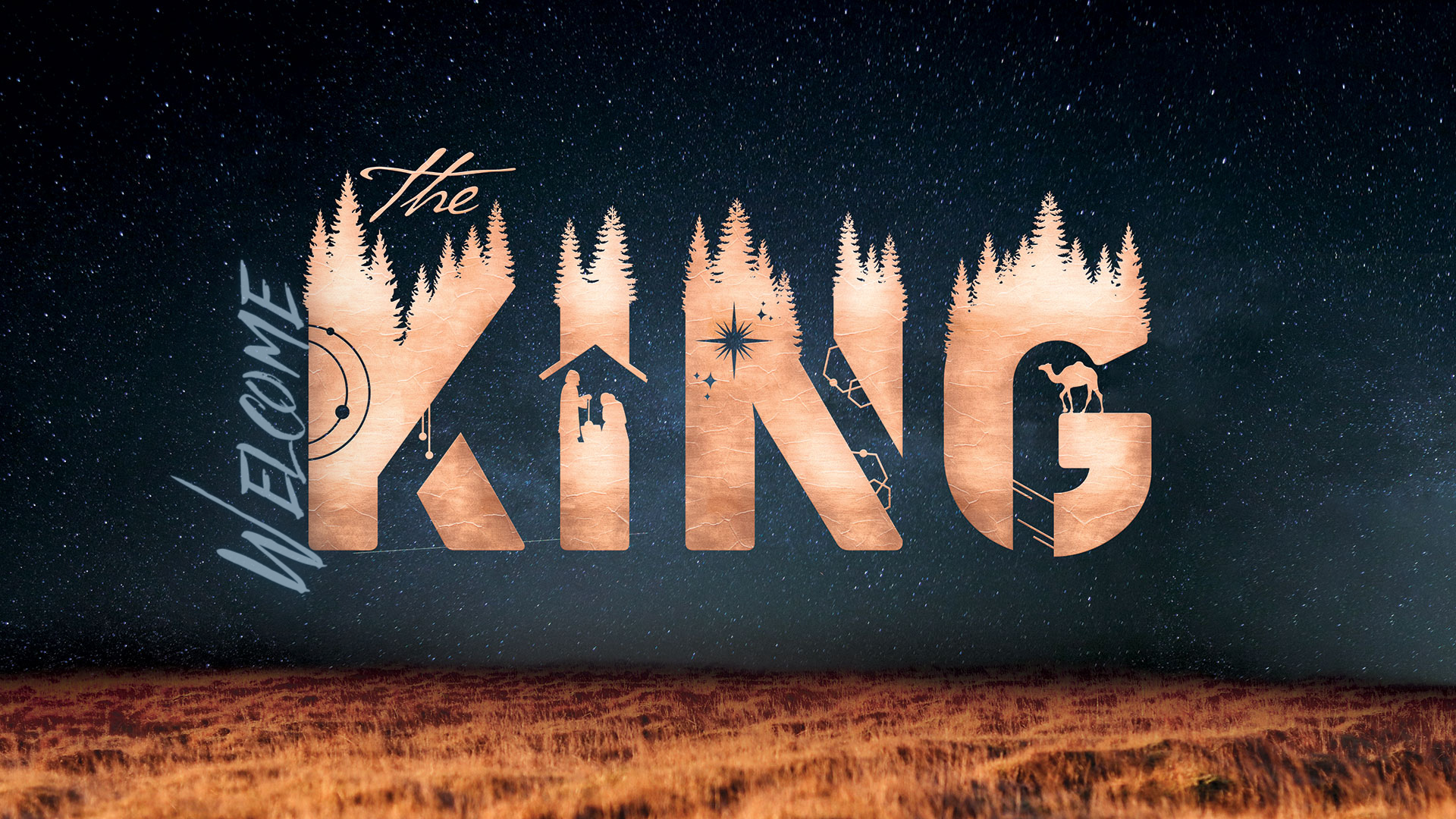 Welcome The King – LOVE – Ted Gatlin – Dec. 20, 2020