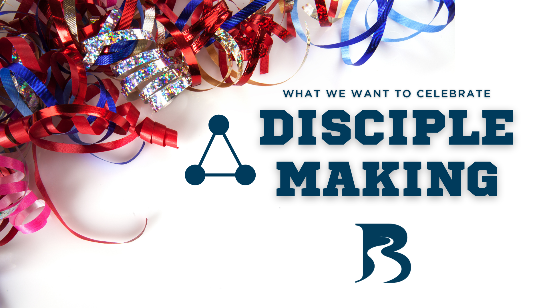 We WANT to be Disciple(makers)