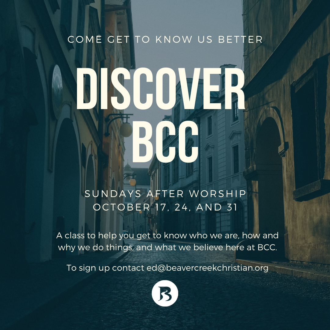 Discover BCC
